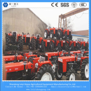 55HP Wheeled High Quality Farm Tractor with Competitive Price pictures & photos