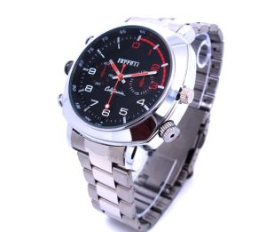 1080p Full HD Wrist Watch Camera JUE-118