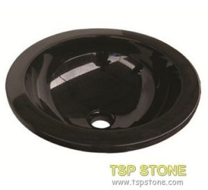 Black Stone Vessel with Competitive Price pictures & photos