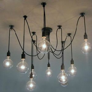 Edison Ceiling Lamp Modern Chandelier Ceiling Lamp pictures & photos