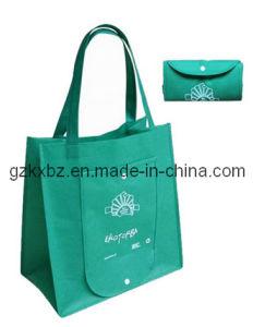 Guangzhou Factory Cheap Folding Non-Woven Shopping Bags Wholesale