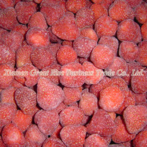 Best Mouthwatering Individual Quick Frozen Strawberry Whole for Snack