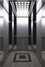 Vvvf Control Passenger Elevator Without Machine Room pictures & photos
