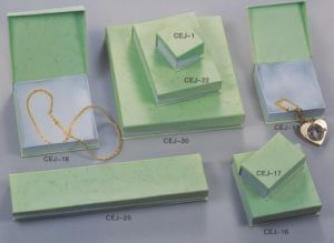 Paper Jewelry Box (HPZB-0109)