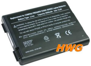 Replacement Laptop Battery for HP Presario R3000