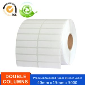 Coated Paper Self-Adhesive Labels