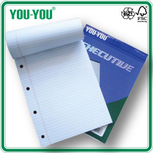 Writing Pad with Micro Perforation