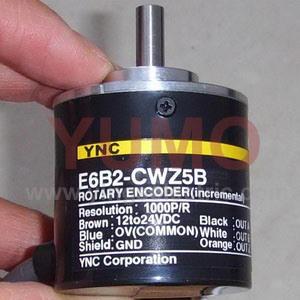 Incremental Rotary Encoder (40-Mm-Dia)(E6B2)