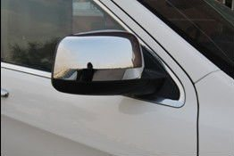 Chrome Mirror Cover for Grand Cherokee 2011