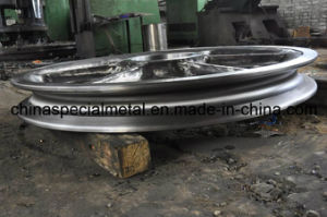 Cast Steel V Groove Rope Sheave