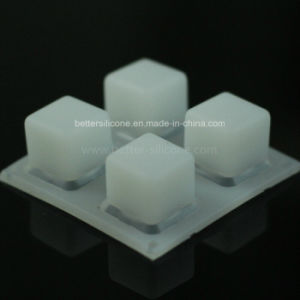 LED Music 2X2 Translucent Silicone Rubber Keyboard pictures & photos