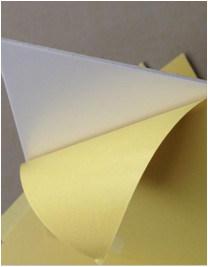 Photo Album PVC Sheet, Adhesive PVC Sheet and Photobooks Material Sheet pictures & photos