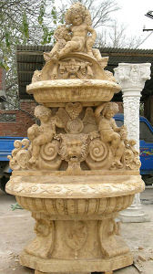 Top Quality Stone Carving Water Fountain (SK-2428) pictures & photos