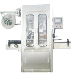 Shrink Sleeve Labeling Machine pictures & photos