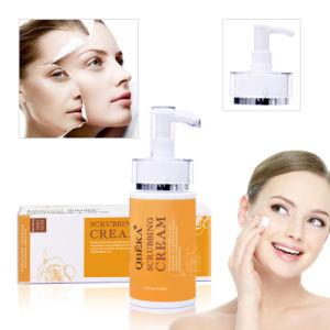 QBEKA Whitening and Moisturizing Exfoliating Body Facial Scrub Cream pictures & photos