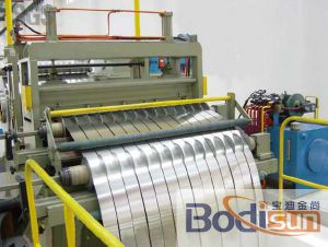 Aluminum Slit Strip 1050, 3003, 8011 pictures & photos