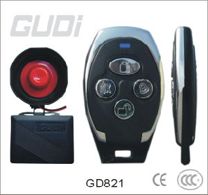 Single Way Car Aalarm System (GD821)