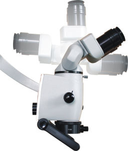 180 Deg Inclinable Binocular Tube, Surgical Microscope, Dental Microscope (OMS2300) pictures & photos