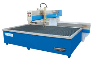 CNC Waterjet Cutting Machine with Cantilever Structure (SQ1313) pictures & photos