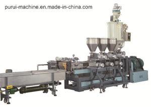 Plastic Compounding, Plastic Modification, Plastic Blending Extruder