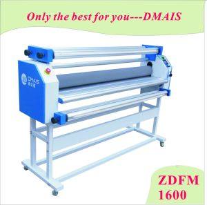 Fully Automatic Pneumatic Cold Laminator for Fabric pictures & photos