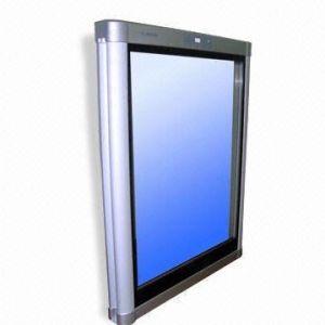 Wine Glass Door With Aluminum Fram (GD-003) pictures & photos