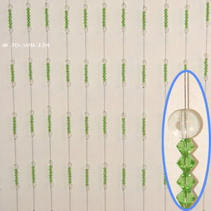 Green Crystal Round Bead Curtain as Gifts pictures & photos