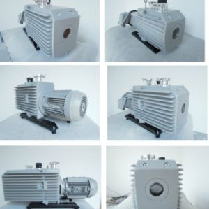 Plasma Clean Machine Used Dual Stage Vane Pump (2RH048)