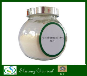 Best Agrochemical Plant Growth Regulator Paclobutrazol 15% Wp