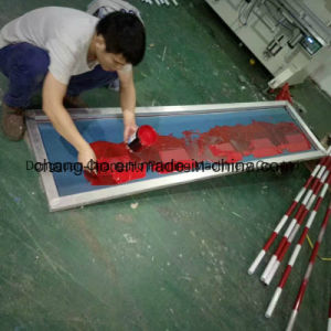 Cylindrical Screen Printer for Measuring Bar pictures & photos