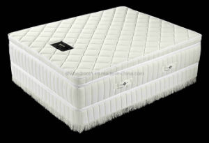 Good Price High Quality Firm Memory Foam Spring Mattress (WL032-A)