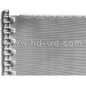 Stainless Steel Filter Wire Mesh (Chain Driven) pictures & photos