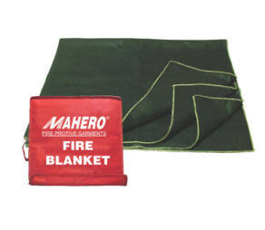 Fire Blanket, Life-Saving Quilt (FB04501)