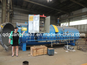 High Quality Rubber Vulcanizing Tank/Autoclave for Tires pictures & photos