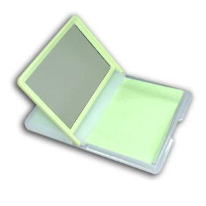 Facial Oil Blotting Paper in Plastic Case (FOBP03)