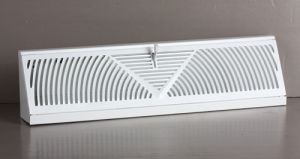 Baseboard Diffuser with Steel Material pictures & photos