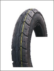 Motorcycle Tyre 3.50-10 (DX-020) pictures & photos