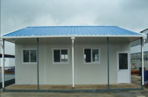 Prefabricated House/Modular Office/Teacher′s Dormitory (pH-94) pictures & photos