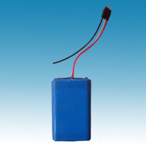 Lithium Ion Battery Packs (3.7V/1800mAh) pictures & photos