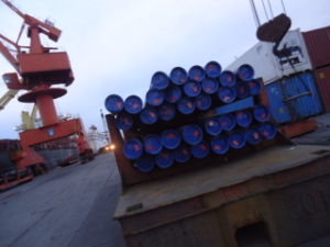 Casing Pipes with J-K55/N80/L80/P110) for Oilfield Service Approved by API-5CT pictures & photos