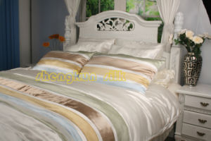 100% Mulberry Silk Bedding Set (YUN-033)