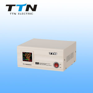 PC-Tzm 500va Alibaba China Relay Control Automatic Home Voltage Stabilizer