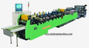 High Speed Center Sealing Bag-Making Machine  (WSD-350A)