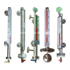 Liquid Level Measurement-Sight Glass -Magnetic Float Tank Level Indicator pictures & photos
