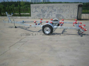 Hot DIP Gal Boat Trailer for Sale pictures & photos