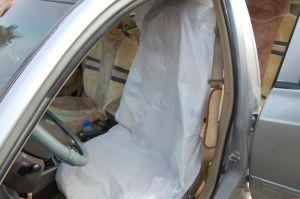 Disposable Plastic Auto Seat Cover