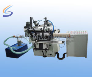 China Composite Paper Can Labeling Machine Low Price Sale pictures & photos