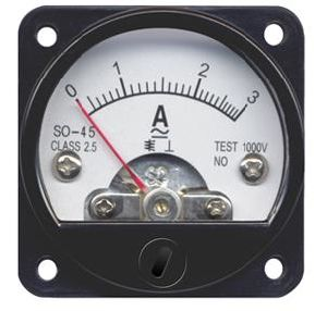 SO 45 Moving Iron Instruments AC Ammeter