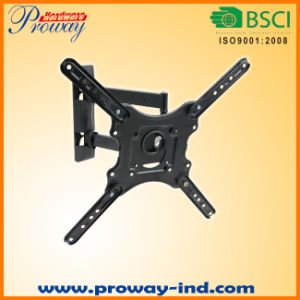 "Full Motion Wall Mount TV Bracket Max Vesa up to 400*400 TV Mount Fits Most 22""-60"" LED LCD Tvs pictures & photos"