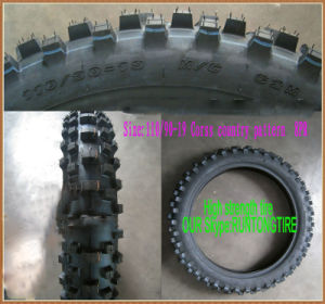 Motorcycle Tire 90/90-19 100/90-19 110/90-19 120/100-19 80/100-21 pictures & photos